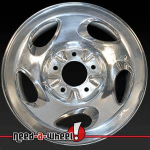 Ford Truck Oem Wheels For Sale 16 Quot Ford F150 Wheels Oem 1997 2000 Polished Rims 3194
