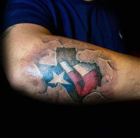70 texas tattoos for men lone star state design ideas