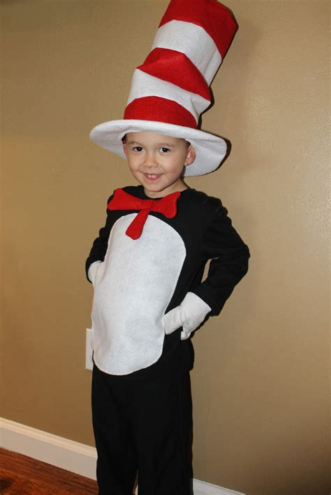 Pattern For Cat In The Hat Costume | life is good cat in the hat costume tutorial