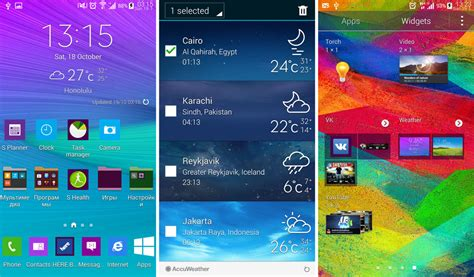 samsung galaxy s5 launcher apk galaxy note 4 accuweather widget for galaxy s5 and install naldotech
