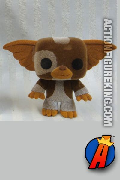 Funko Pop Series Gremlins Gizmo 04 Vinyl Figure Doll New funko pop gremlins sdcc exclusive flocked gizmo vinyl bobblehead figure 04
