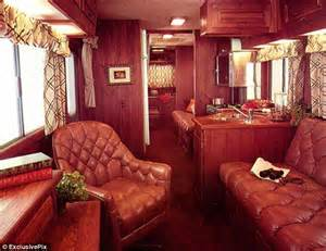 motor home interior carry on caravanning 1970s advert for motorhomes shows