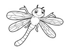 Dragonfly Coloring Pages  Pixlubscom sketch template