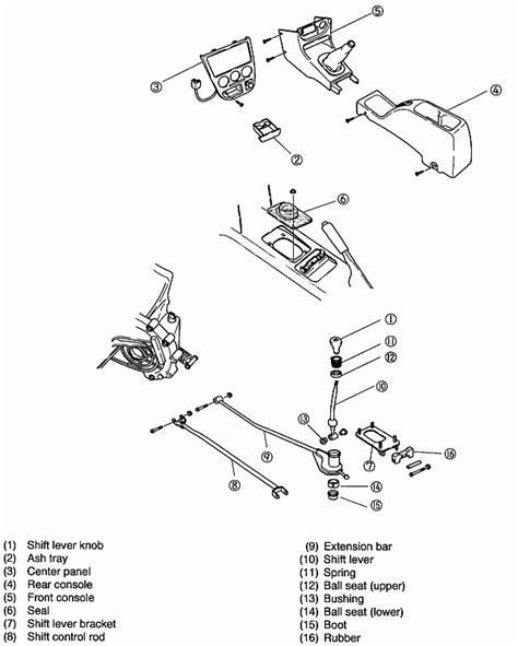 2002 Kia Transmission Problems 2002 Kia Transmission Diagram 2002 Get Free Image