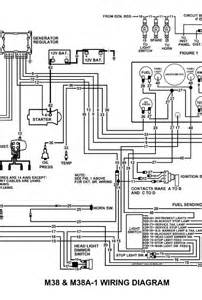 m38a1 diagram m38a1 free engine image for user manual