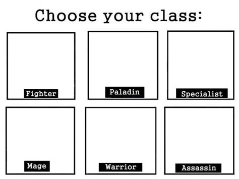 Choose Your Fighter Blank Template Imgflip Imgflip Meme Templates