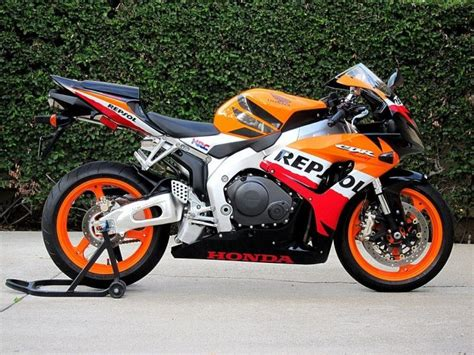 Honda Cbr1000rr For Sale by Exceptional 2007 Honda Cbr1000rr Repsol With 285