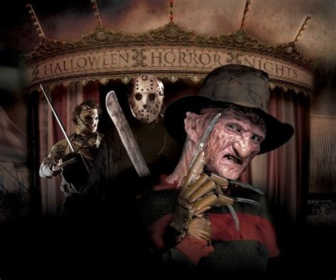 mobile themes horror universal studios hollywood halloween horror nights 2009