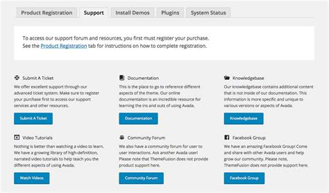 avada theme documentation support customization and avada documentation theme fusion