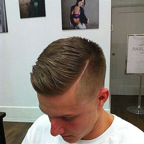 mens hard part haircuts comb over hard part hair pinterest comb over hard