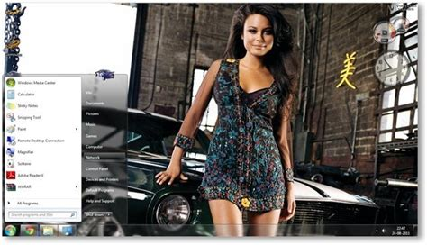 theme google chrome fast and furious fast and furious theme for windows 7