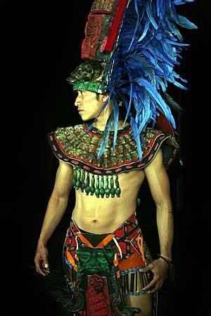 imagenes de trajes aztecas para hombres todo sobre los mayas taringa