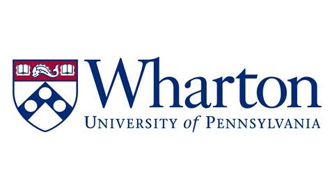 Wharton Mba Strategies And Practices Of Family by Wharton Logo Wharton Symbol Meaning History And Evolution