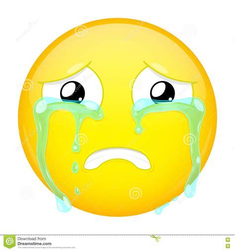 imagenes de emoji triste emoji gritador triste mala emoci 243 n emoticon que llora