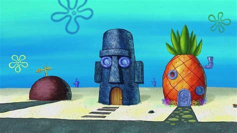 spongebob haus haus spongebob spongebob background