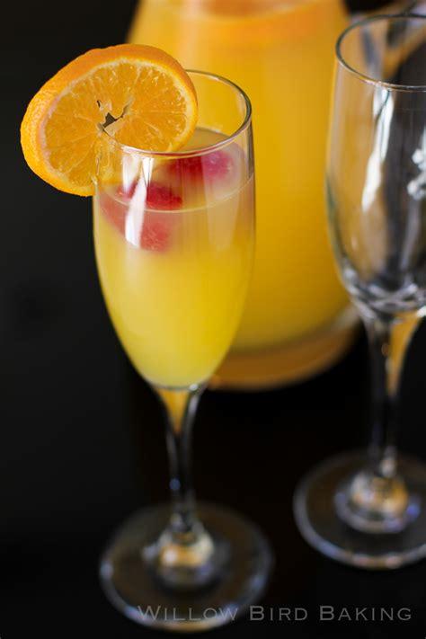 mimosa recipe dishmaps