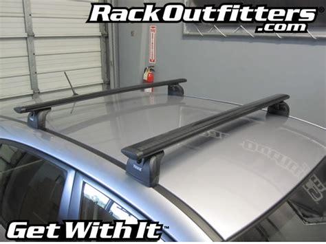 2012 subaru impreza roof rack 2012 subaru impreza 5 door hatchback with thule get with it rack outfitters car rack blog