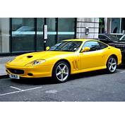 Ferrari 575M Maranello Photos Informations Articles