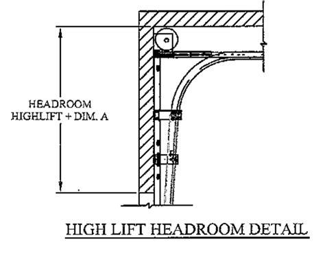 Overhead Garage Door Track Overhead Door Company Of Central Jersey