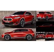 BMW X2 Concept 2016  Pictures Information &amp Specs