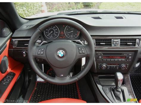 bmw 3 series dashboard 2012 bmw 3 series 335i convertible coral black