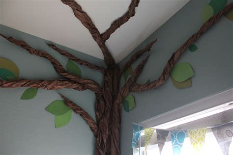 Make Paper Tree - how to make a large trunk shed plans free uk
