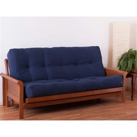 quality futons blazing needles full size 10 inch quality futon mattress