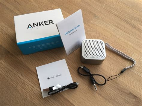 Anker Soundcore Mini Bluetooth Speaker Original anker soundcore nano review product discussion community