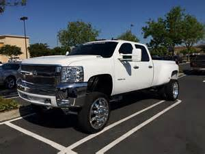 Dually Truck Tires For Sale Chevrolet Lifted Dually Truck In Cal Autos Post