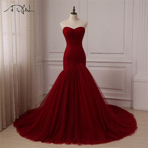 Where To Get Wedding Dresses by Get Cheap Burgundy Wedding Dresses Aliexpress