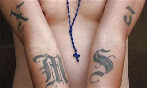 mara salvatrucha tattoos tracking el salvador s mara salvatrucha in washington dc