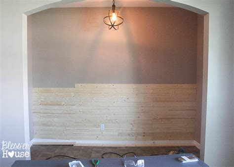 Home Depot Interiors diy shiplap projects the budget decorator