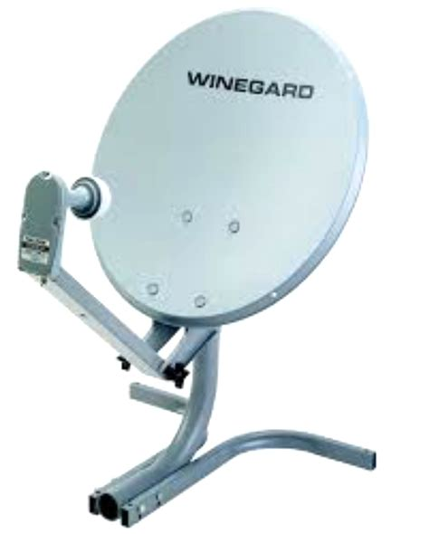 rv accessories new rv motorhome winegard carryout portable satellite antenna model pm 2000 rv