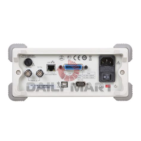 bench dmm new rigol bench dmm 6 189 6 5 digit digital multimeter