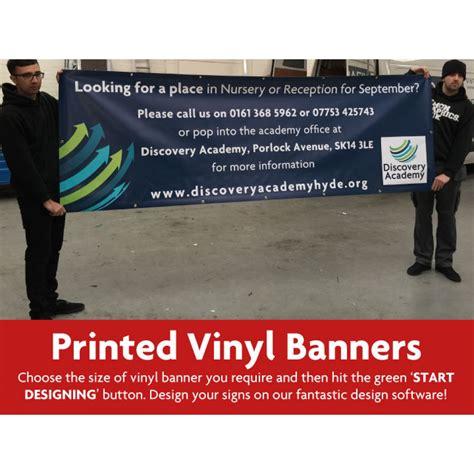 vinyl banner template printed vinyl banners design your own the sign designer