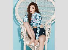 Hyuna - Clriden 2017 Photos Hyuna Legs