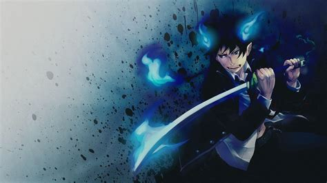 anime wallpaper blue exorcist blue exorcist wallpapers wallpaper cave
