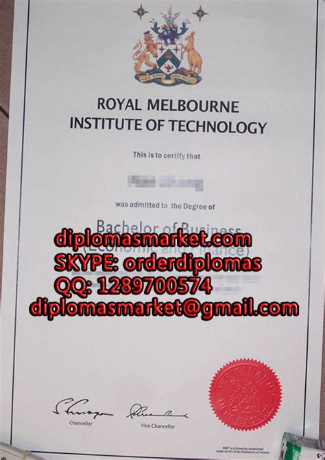 Mba In Melbourne Institute Of Technology by Royal Melbourne Institute Of Technology Degree Royal