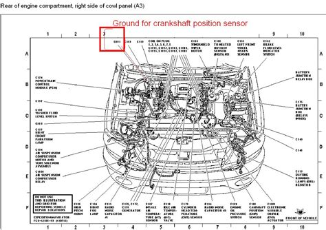 2003 Mercury Mountaineer Ignition Switch Wiring Diagram