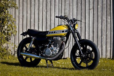 Motorrad Yamaha Sr 500 by Umgebautes Motorrad Yamaha Sr 500 Von Ws Motorradtechnik