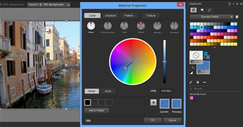 corel overhauls paintshop pro unveiling new tools and a reved interface