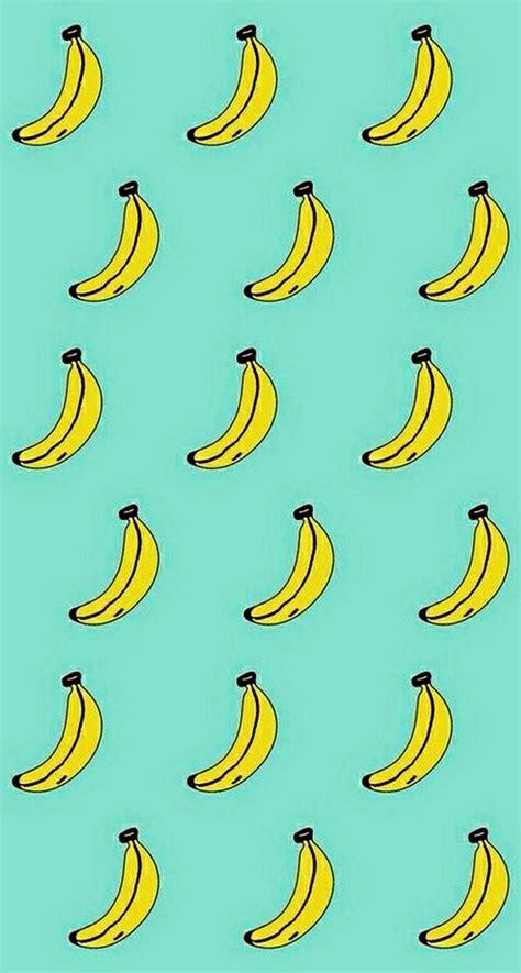 bananas pattern wallpaper banana pattern tumblr
