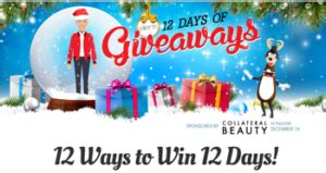 Ellen 12 Days Of Giveaways List - ellen tv 12 days of christmas giveaways win 12 pri giveawayus com