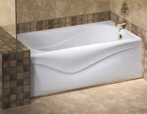 vichy a 6032 bathtub with apron for alcove installation