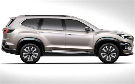 subaru forester redesign 2018 subaru forester xt redesign and release date cars
