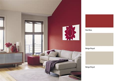 feature wall colours for living room give your living room a rev with this beige and combination dulux paint home
