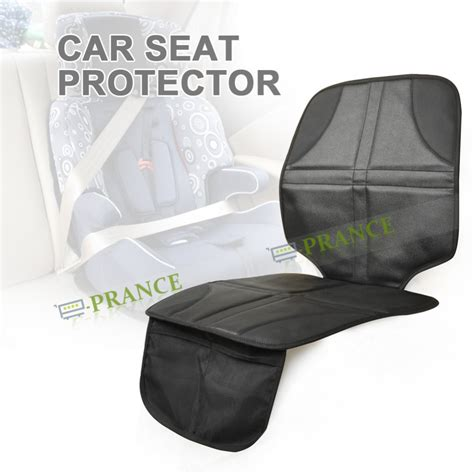 safety 1 car seat covers easy to clean pu leather car seat cover protector auto