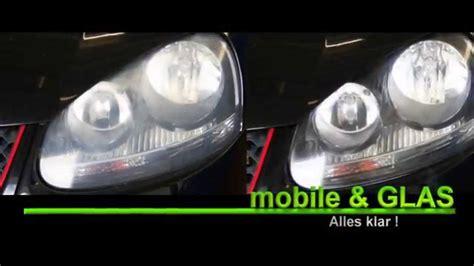 Weißes Auto Polieren Vorher Nachher by Scheinwerfer Polieren Vorher Nachher Galerie Von Mobile