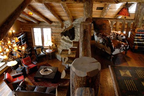 rustic home interiors yellowstone club rustic interiors lohss