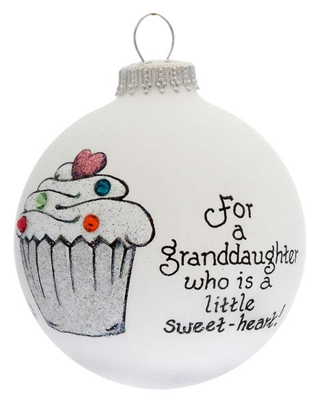 for a granddaughter who is a little sweet heart christmas